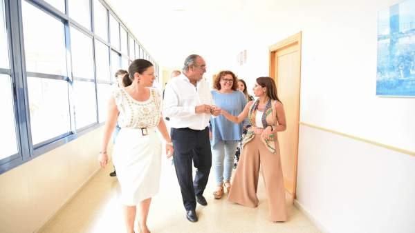 La delegada territorial de Empleo, Gema Pérez