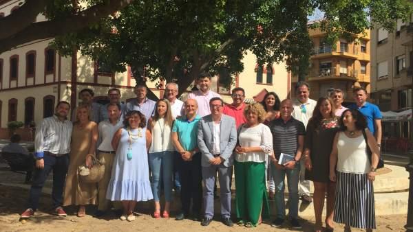 Consejo de Alcaldes de la provincia de Huelva.