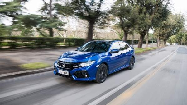 Honda Civic i-DTEC diésel
