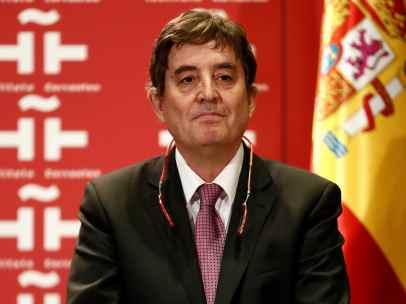 Toma de posesión del nuevo director del Instituto Cervantes, Luis García Montero