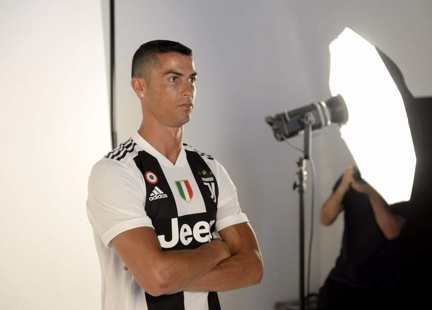 Cristiano Ronaldo (Portugal). Del Real Madrid a la Juventus (112 millones de euros).