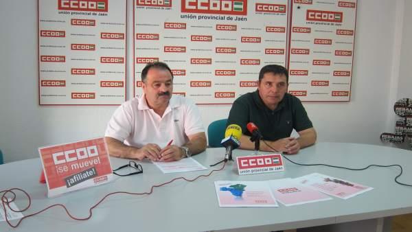 José Fuentes y Mariano Chinchilla informan sobre la próxima vendimia francesa.