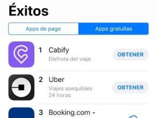 Uber y Cabify