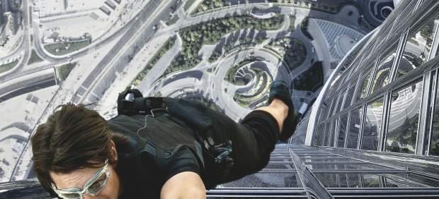 Tom Cruise ('Misión imposible: Protocolo fantasma', 2011)