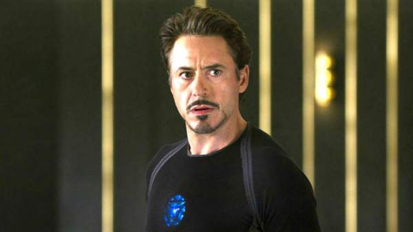 Robert Downey Jr. ('Los Vengadores', 2012)