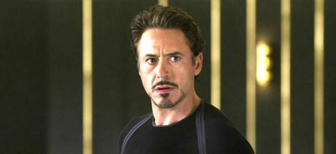 Robert Downey Jr. ('Los Vengadores', 2012)