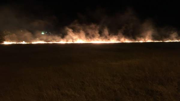 Incendio en Arcos