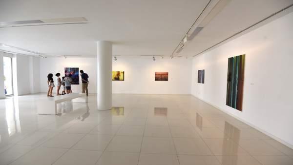 [Grupoextremadura] Nota Fotos Expo Manuel Lozano El Brocense
