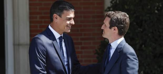 Malestar entre los jueces por el pacto entre PP y PSOE para renovar la presidencia del CGPJ