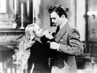 James Mason y Ann Todd en 'The seventh veil (El séptimo velo)', de Muriel Box.