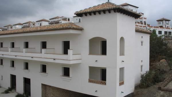 Obras del Gran Hotel Cortijo de Andalucía