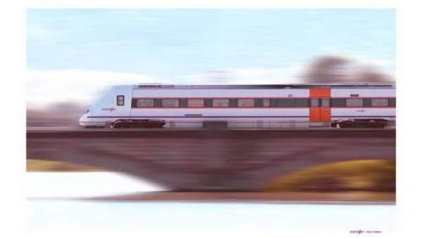Tren de Media Distancia (regional) de Renfe