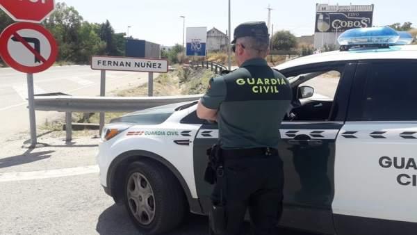 Agente en Fernán Núñez