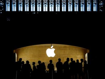 Apple aumenta sus beneficios en el último trimestre