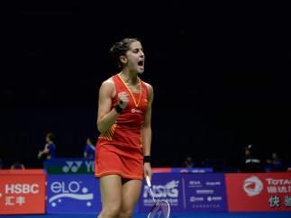 Carolina Marín, a semifinales del Mundial