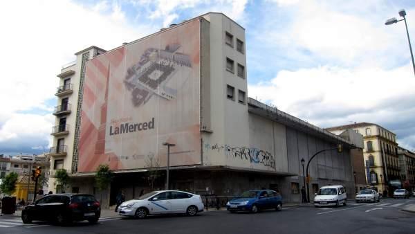 El Edificio De Los Antiguos Cines Astoria Y Victoria