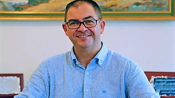 El edil Javier Marín