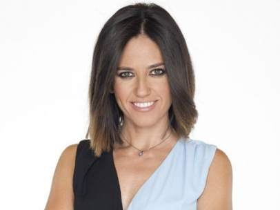 La presentadora Nuria Marín.