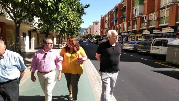 [Sevilla] Tiro De Línea. Nota De Prensa Y Fotografía.