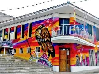 Mural Portalrubio