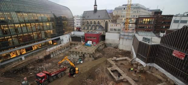 Descubren la biblioteca más antigua de Alemania, levantada hace más de 2.000 años