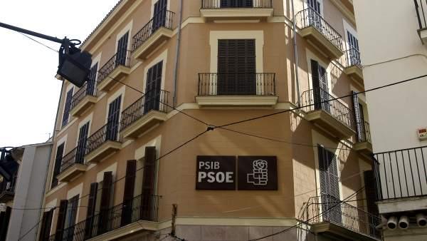Sede del PSOE Islas Baleares