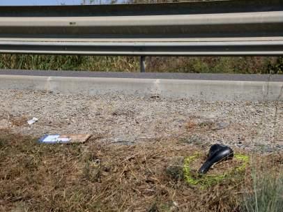 Accidente mortal de ciclistas