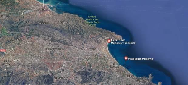 Playa Muntanyar (Xàbia)