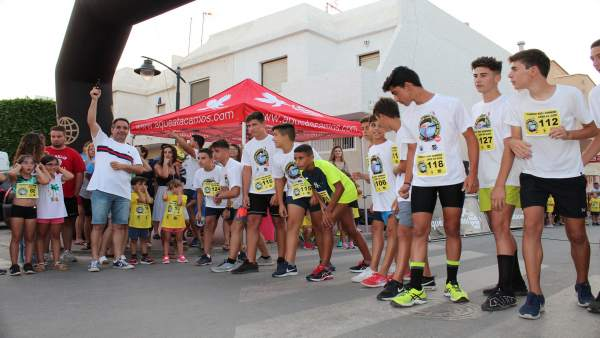 Carrera infantil 'Flamenco Kids Running'