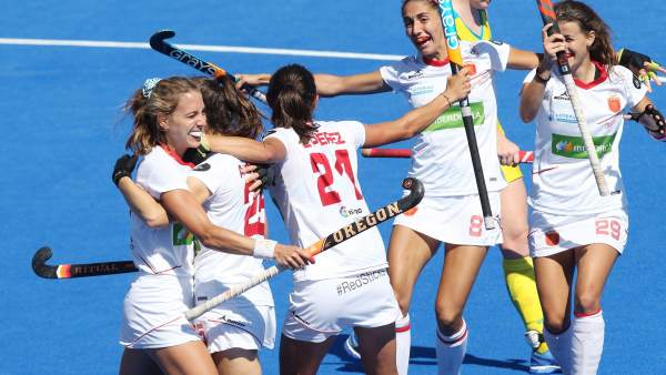 Selección femenina de hockey