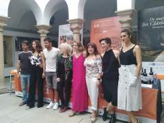 Silvia Abascal estrena 'Las Amazonas' en Mérida