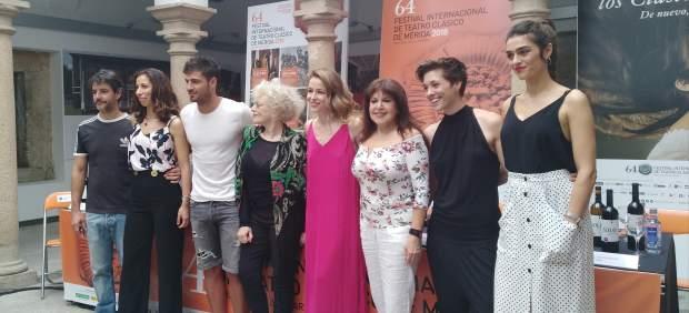 Silvia Abascal encabeza el ejército feminista de 'Las Amazonas' que llega esta semana al Festival ...