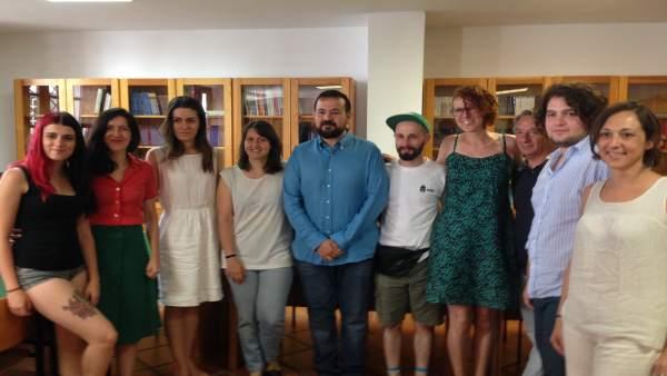 Presentación del Festival de Intercambio 'La Belle Musique International'