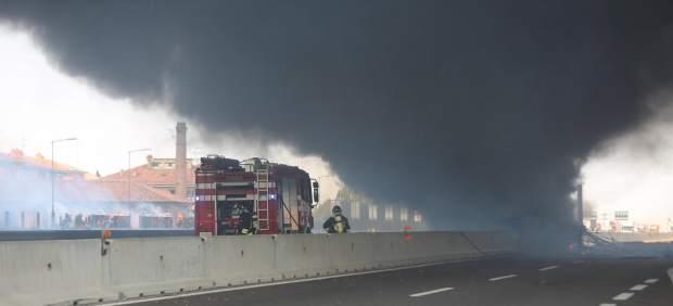 Explosión en Bolonia
