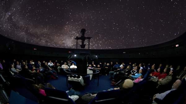 Planetario del Parque de las Ciencias