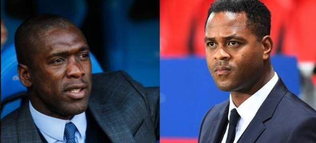 Seedorf y Kluivert estarán a cargo de la selección de Camerún