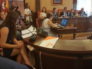 León: Vilalrroel en el Pleno 7-8-2018