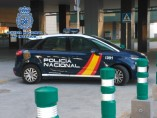 Foto recurso. Coche de la Policía Nacional