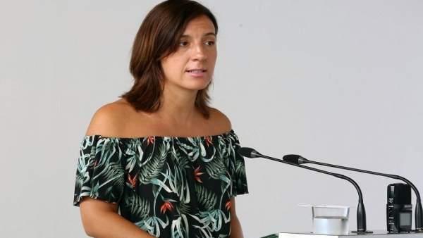 Lourdes Burgos diputada de servicios sociales diputación málaga
