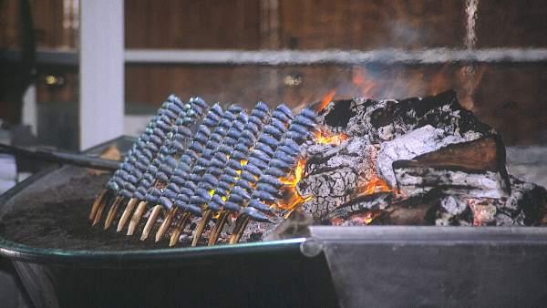 Espetos sardinas diputación campaña sabor a málaga patrimonio inmaterial unesco