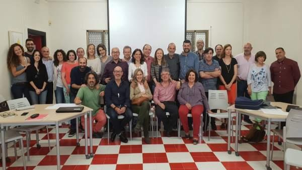 Participantes en acciones formativas del profesorado