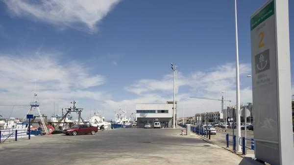 Junta promueve nuevas actividades económicas en el puerto de Ayamonte.