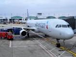 Avión de la compañía American Airlines