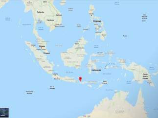 Isla de Lombok, Indonesia