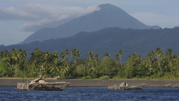 Sulawesi o isla de Célebes (Indonesia)