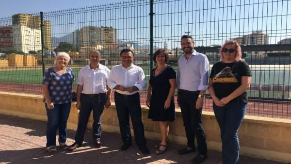 PSOE miguelangel heredia javier garcia leon fuengirola