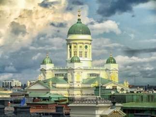 8. HELSINKI (FINLANDIA)