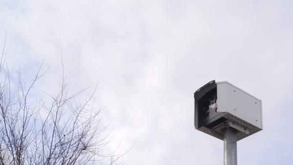 València instal·la quatre radars fixos en túnels
