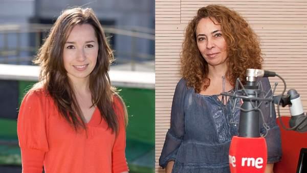 Isabel Cacho y Pilar Martín