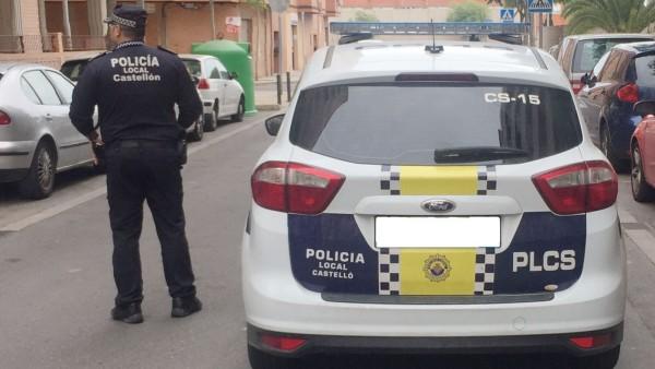 AGENTE DE LA POLICÍA LOCAL DE CASTELLÓN